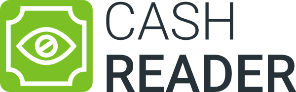 Cash Reader, back to home page