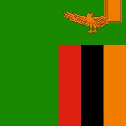 Flag Zambia