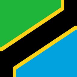 Flag Tanzania