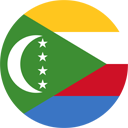 Flag Comores